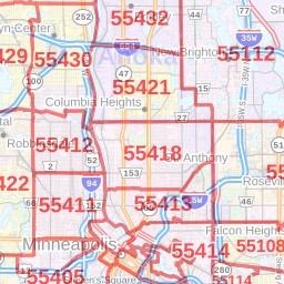 Minneapolis ZIP Code Map, Minnesota on southern river id map, counties of alabama map, idaho road map, cleveland ohio airport map, twin falls idaho map, cleveland municipal airport map, louisiana texas map, graysville alabama street map, ladd-peebles stadium map,